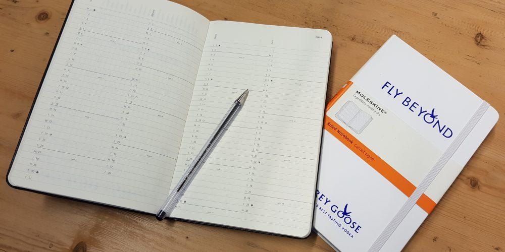 Moleskine & All Notebook Branding