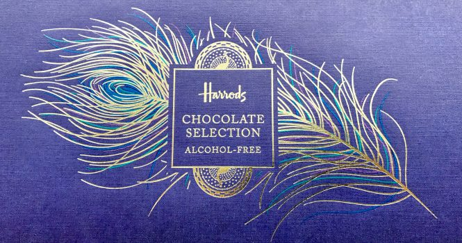 Harrods Foil Blocked Box Covers