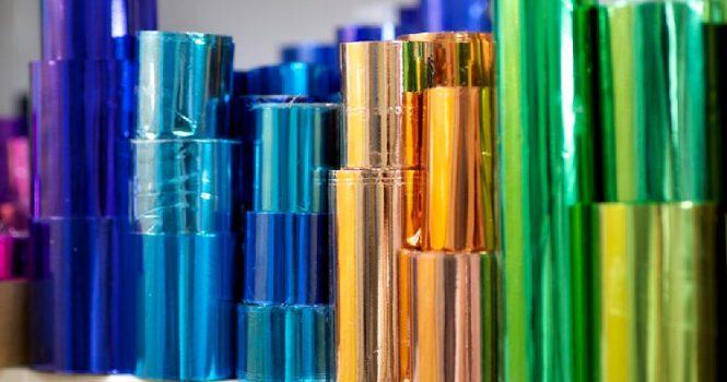 We stock a vast range of foil colours