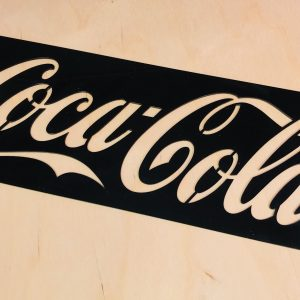 Coca Cola Stencils